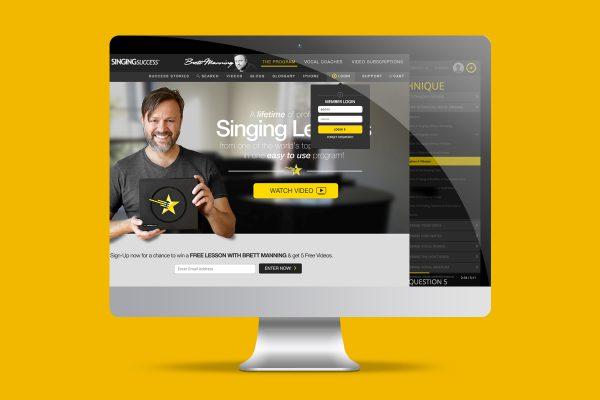 singing-success-website-design-nashville